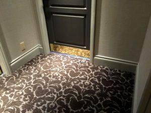 ホテル マグノリア カナダ ビクトリア カーペット