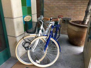 おすすめ ホテル マグノリア カナダ ビクトリア 自転車