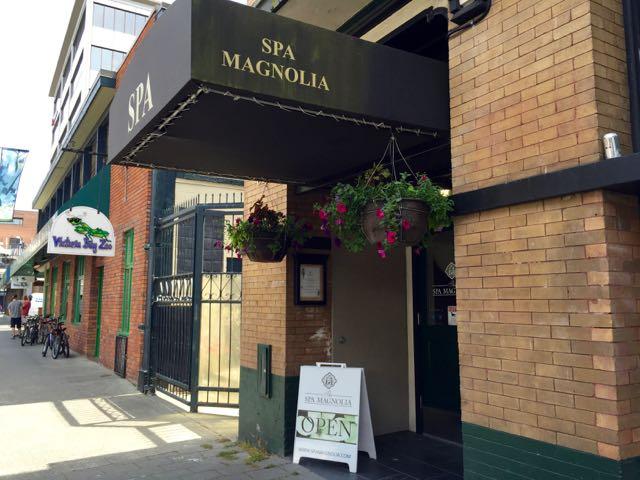 おすすめ ホテル マグノリア カナダ ビクトリア