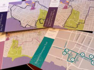 おすすめ ホテル マグノリア カナダ ビクトリア 地図